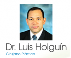 Dr. Luis Holguìn  Plastic Surgeon